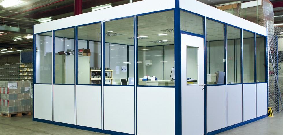 box ufficio arredamento officina alpinservice
